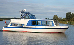 Safari Houseboat 1200